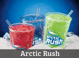Dairy Queen Arctic Rush