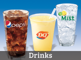 Dairy Queen Drinks