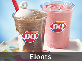 Dairy Queen Floats