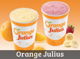 Dairy Queen Orange Julius