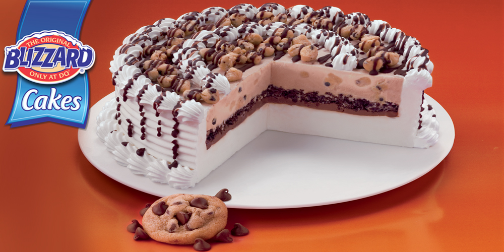 Sugar Free Ice Cream Cake Dairy Queen
